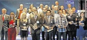 Ehemaliger Schüler der Carl-Benz-Schule Karlsruhe von der IHK geehrt