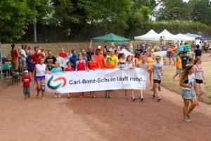 Vom 11. bis 12. Juli 2015 hieß es: Die Carl-Benz-Schule läuft rund