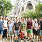 Exkursion nach Barcelona, Spanien