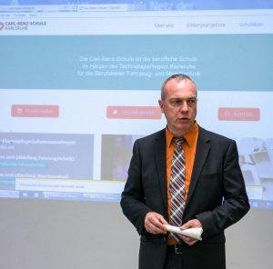 Klassenpflegschaftsabend am 10. und 11. Oktober 2016 an der Carl-Benz-Schule