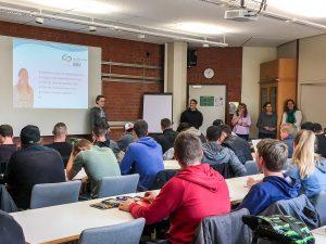 Die SMV wählt Schülersprecher und Vertretungslehrer für das Schuljahr 2016/17