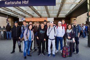 Dank an die Unterstützer unseres französischen Schüleraustausches 2017