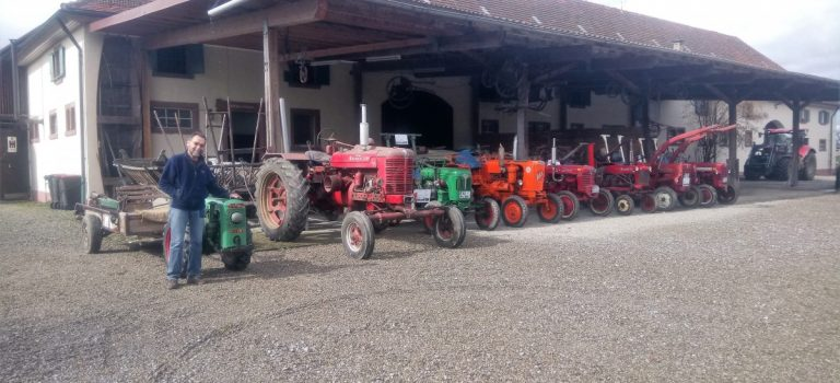 Frühjahrstreffen der Fortbildungsgruppe FAG Motor im Museum Knielingen