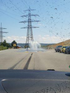 Fahrsicherheitstraining auf dem ADAC Gelände bei Heidelberg