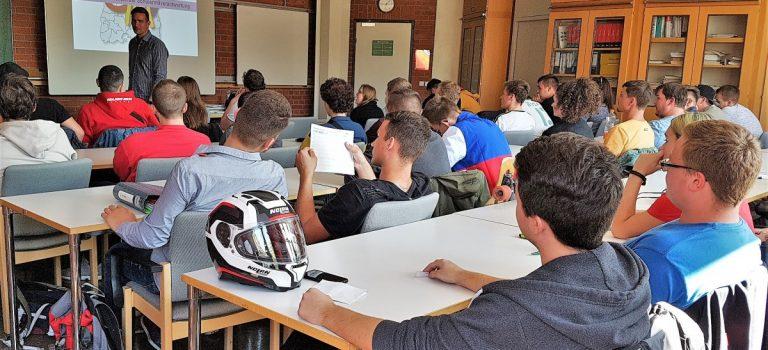 Wahl der Schülersprecher und Vertretungslehrer 2018/2019