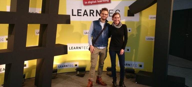 Carl-Benz-Skool goes Learntec