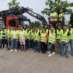 FTMT1 besucht Rosenbauer Karlsruhe