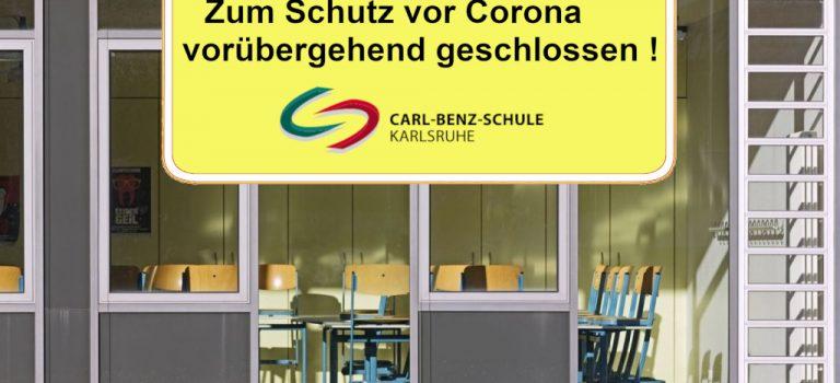 Bundesweite Schulschließung ab 16.12.2020