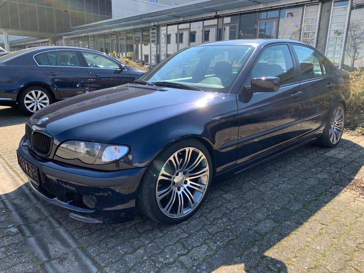 Schüler spendet seinen BMW